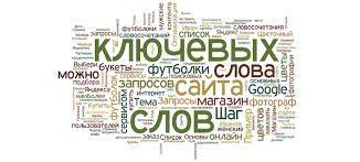 Выбор ключевых слов для блога